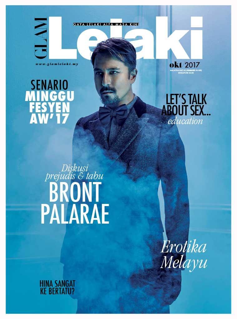 GLAM Lelaki Digital Magazine October 2017