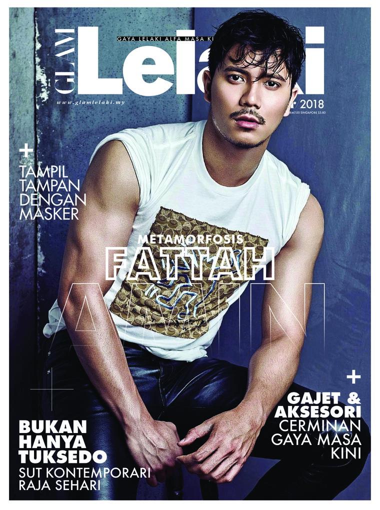 GLAM Lelaki Digital Magazine April 2018