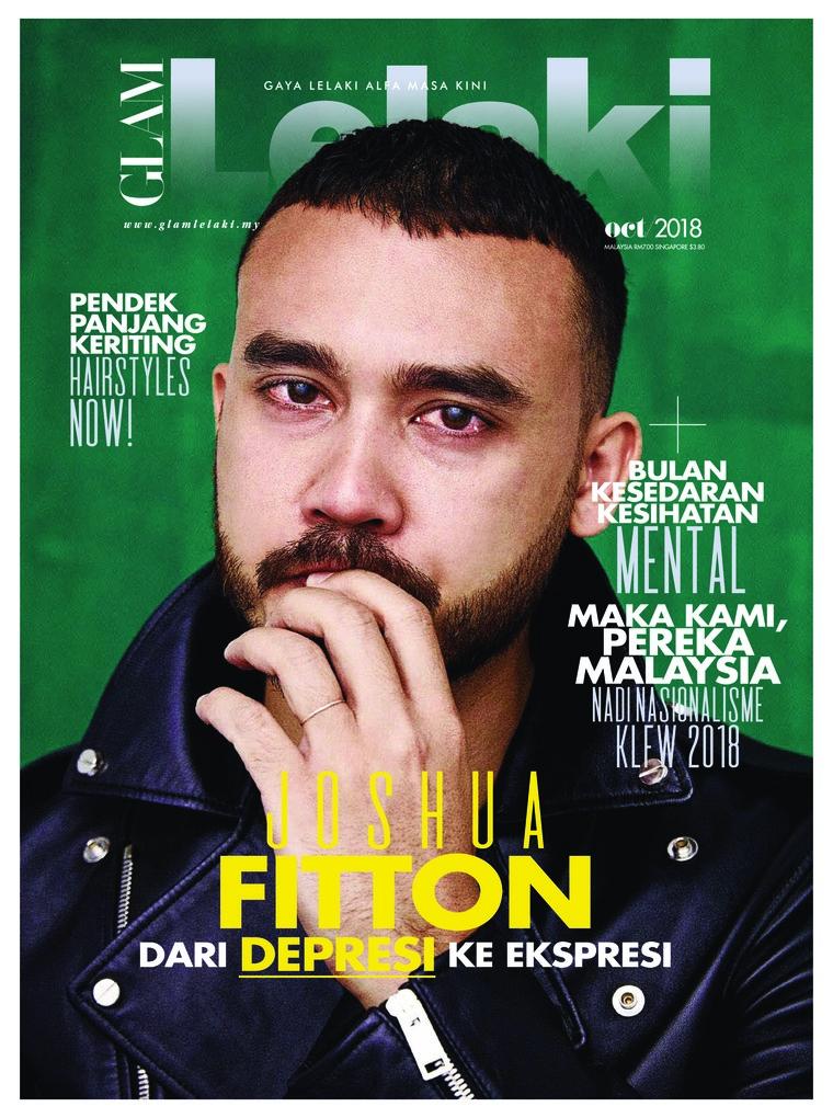 Majalah Digital GLAM Lelaki Oktober 2018