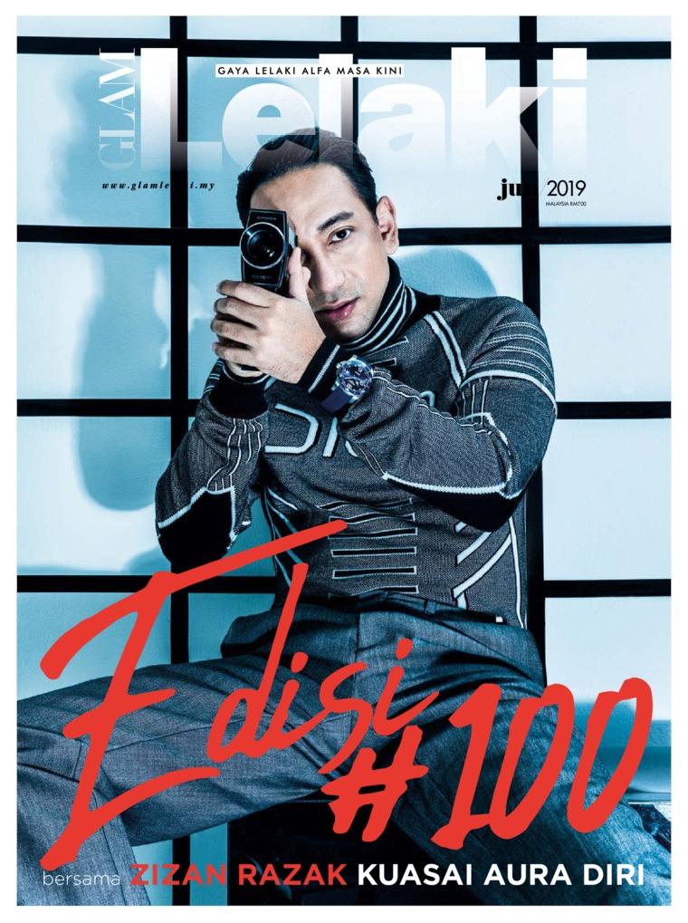 Majalah Digital GLAM Lelaki Juni 2019
