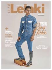 GLAM Lelaki Magazine Cover June 2018