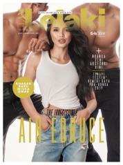 Cover Majalah GLAM Lelaki Februari 2019