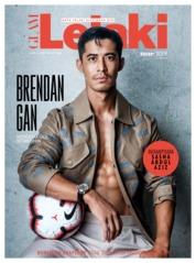 Cover Majalah GLAM Lelaki Maret 2019