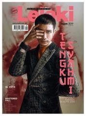 GLAM Lelaki Magazine Cover August 2019