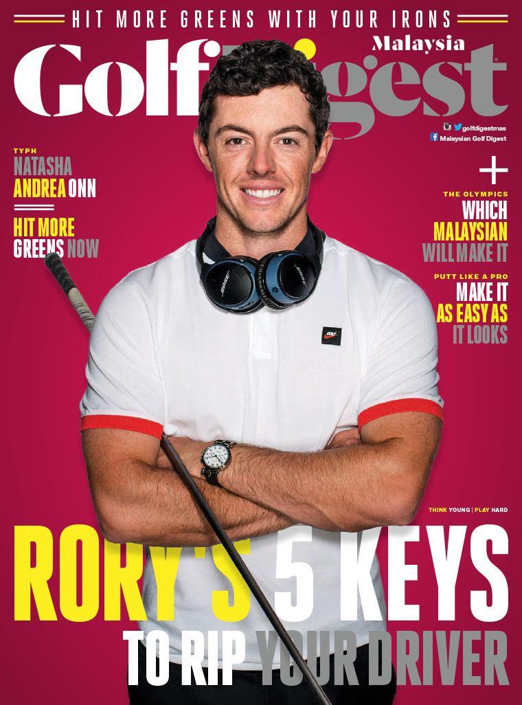 Majalah Digital Golf Digest Malaysia Mei 2016