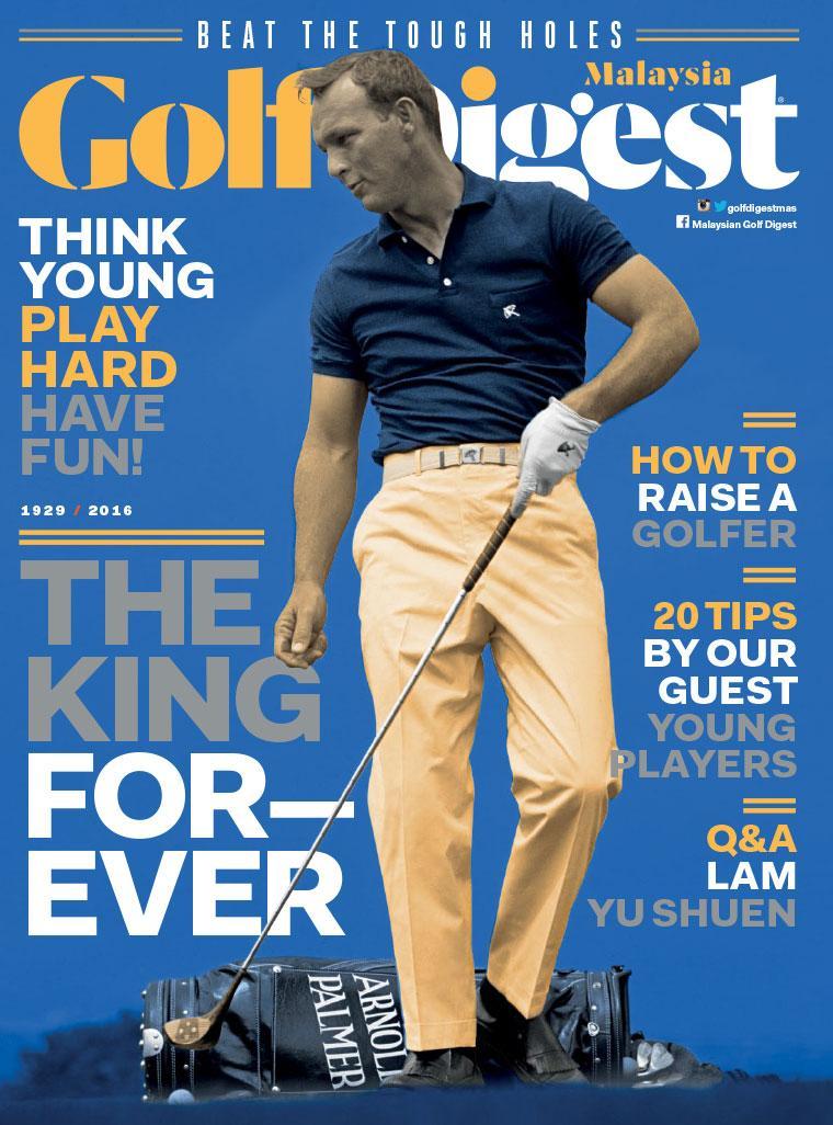 Majalah Digital Golf Digest Malaysia November 2016