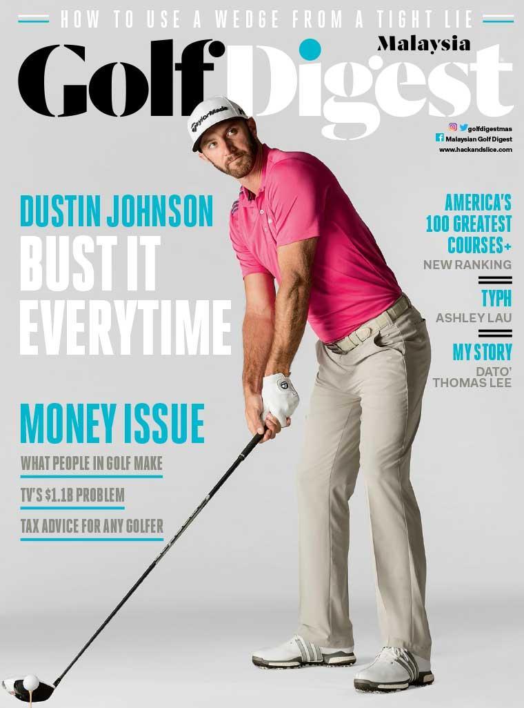 Golf Digest Malaysia Digital Magazine February 2017