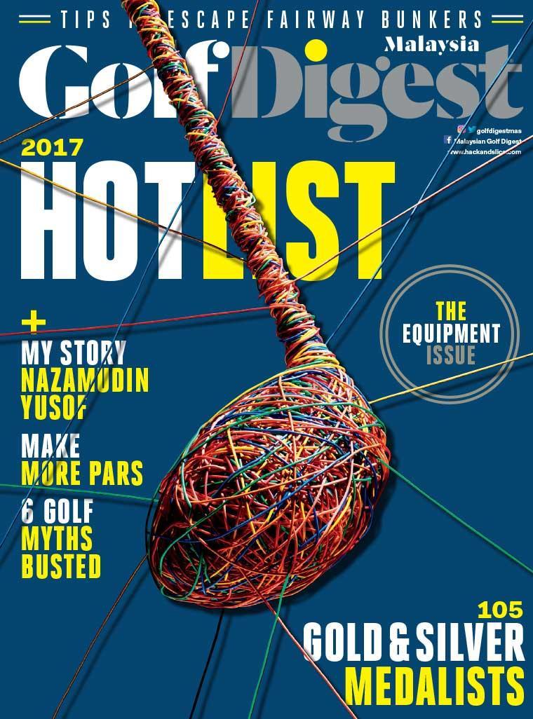 Golf Digest Malaysia Digital Magazine March 2017