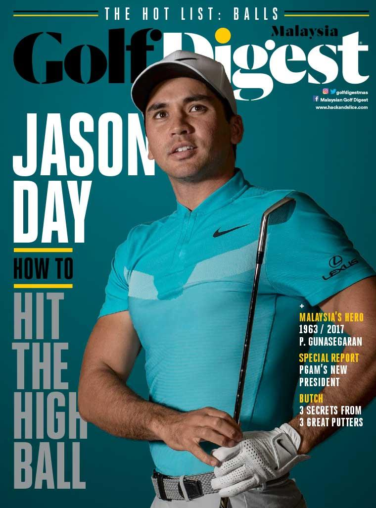 Golf Digest Malaysia Digital Magazine May 2017