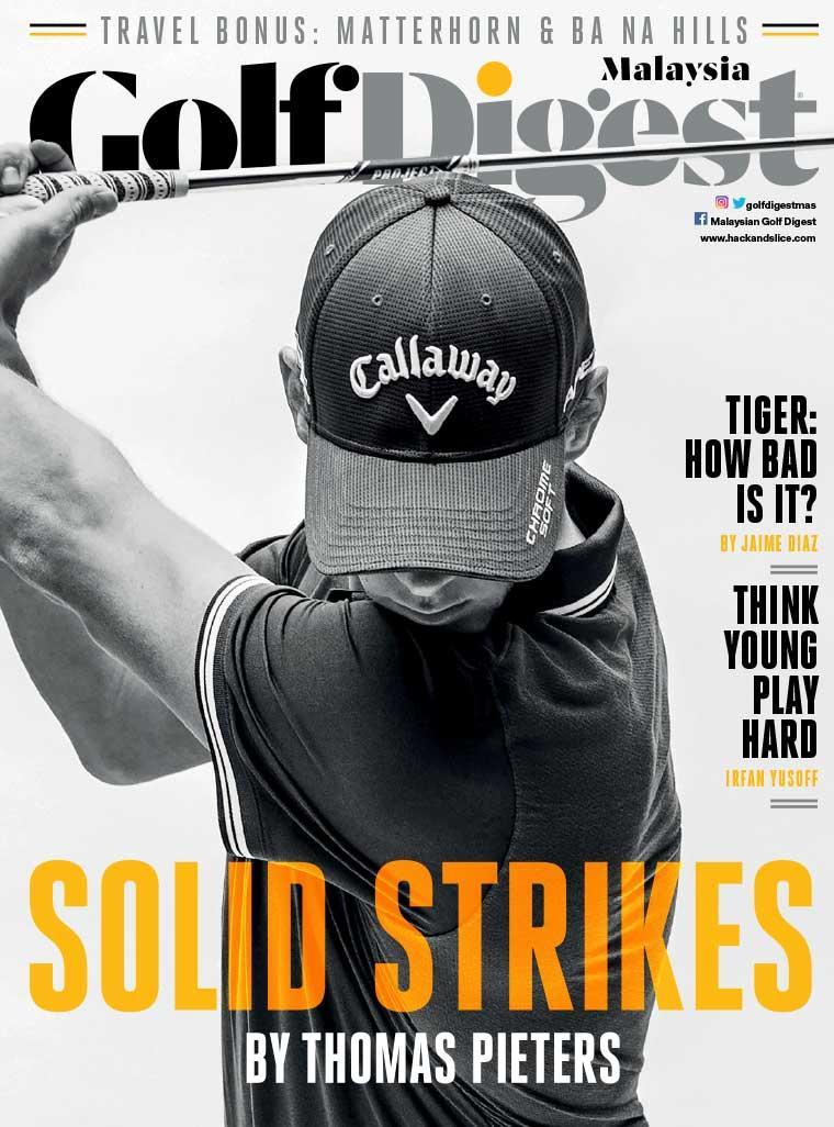 Majalah Digital Golf Digest Malaysia Agustus 2017