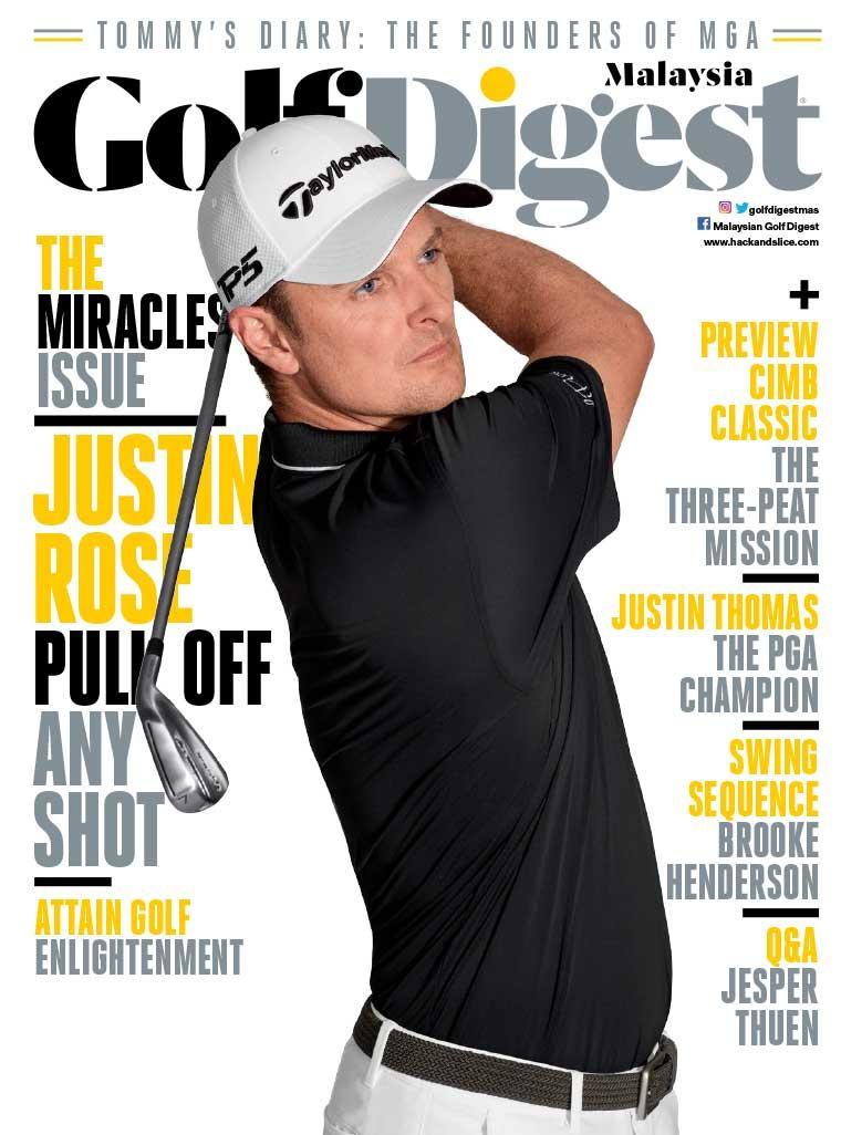 Majalah Digital Golf Digest Malaysia Oktober 2017