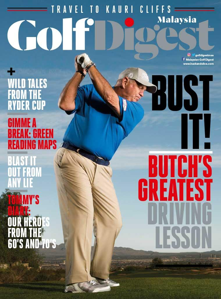 Golf Digest Malaysia Digital Magazine November 2017