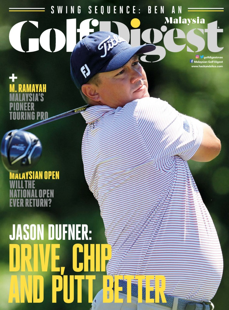 Golf Digest Malaysia Digital Magazine January 2018