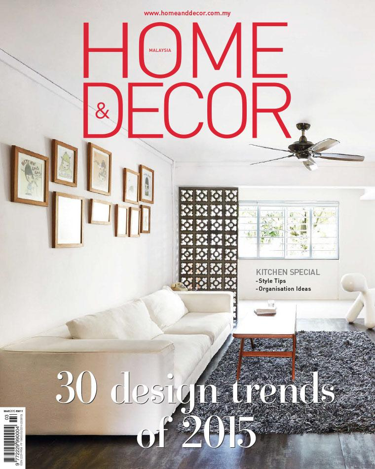 Home Decor Malaysia Magazine March 2015 Gramedia Digital