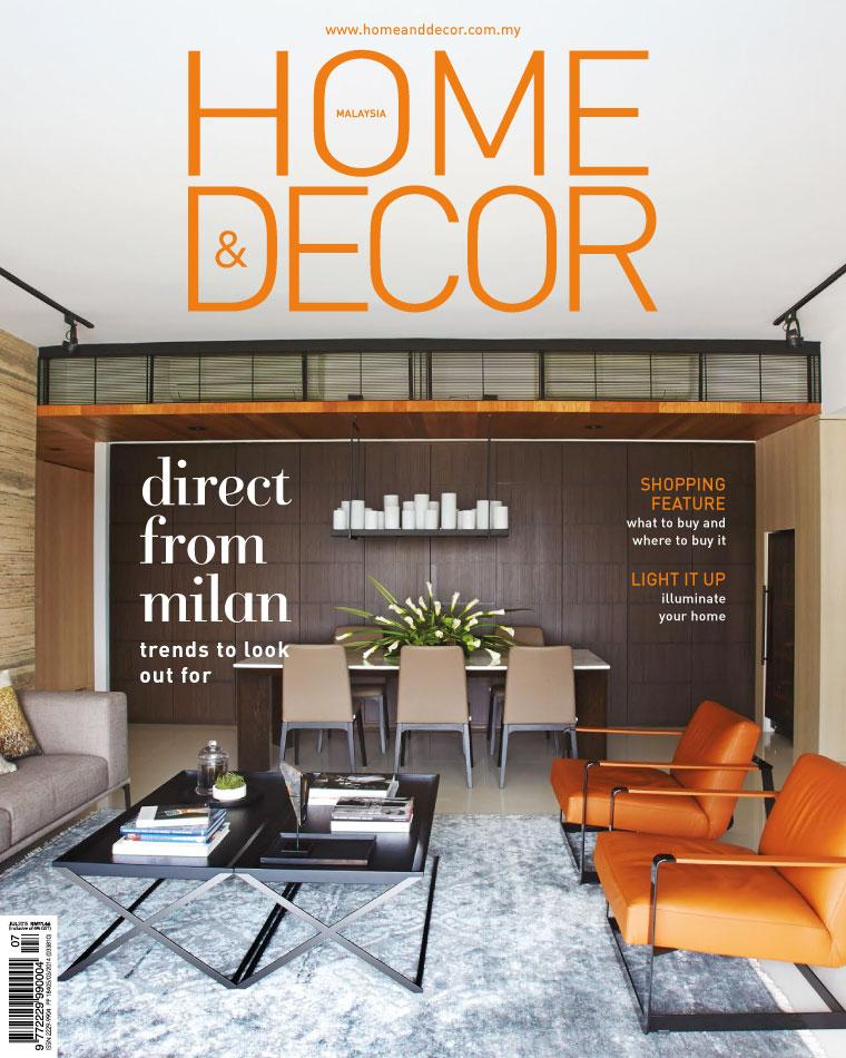 Home Decor Malaysia Magazine July 2015 Gramedia Digital