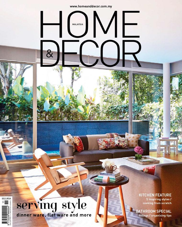Jual Majalah Home Decor Malaysia November 2015 Gramedia Digital Indonesia