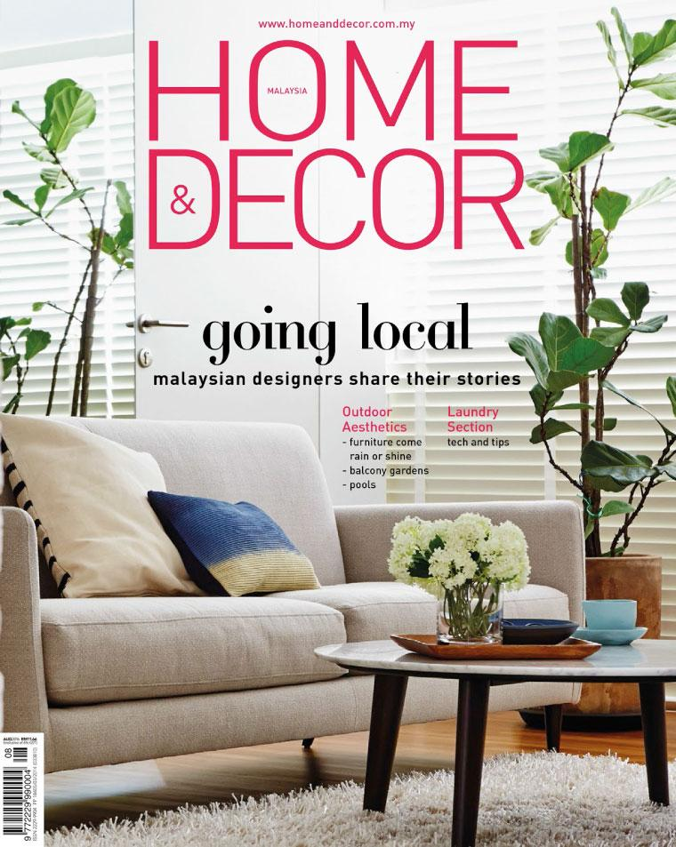 Jual Majalah Home Decor Malaysia Agustus 2016 Gramedia Digital Indonesia