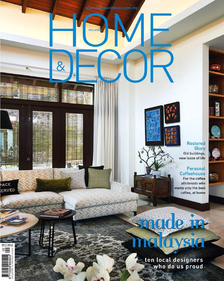 Home Decor Malaysia Magazine September 2016 Gramedia Digital