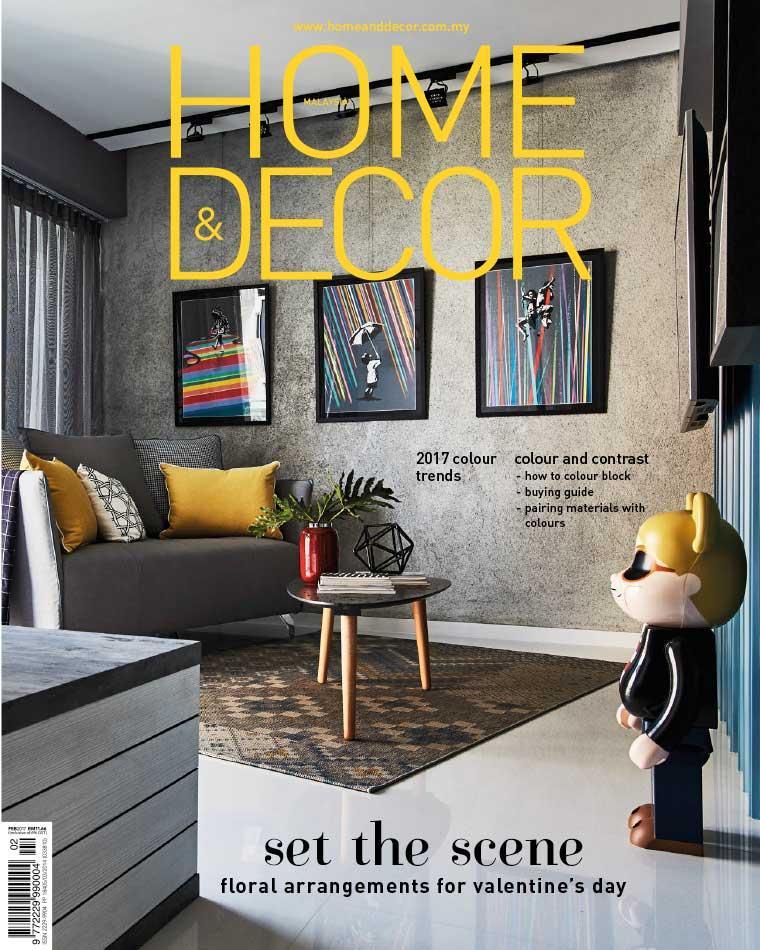 Home Decor Malaysia Magazine February 2017 Gramedia Digital