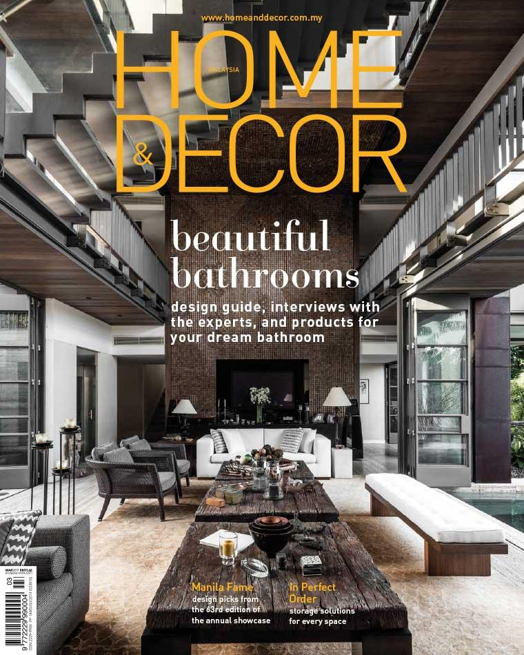 Home Decor Malaysia Magazine March 2017 Gramedia Digital