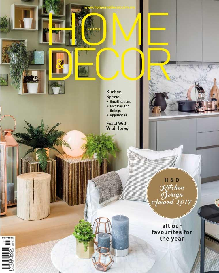 HOME & DECOR Malaysia Digital Magazine November 2017
