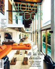 HOME & DECOR Malaysia Magazine Cover August 2017