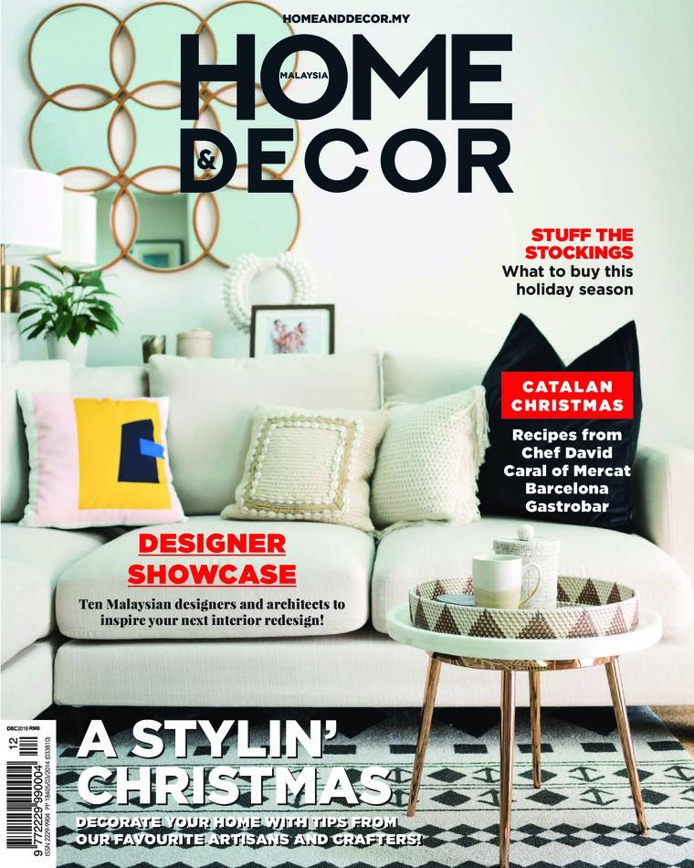 Majalah Digital HOME & DECOR Malaysia Desember 2018