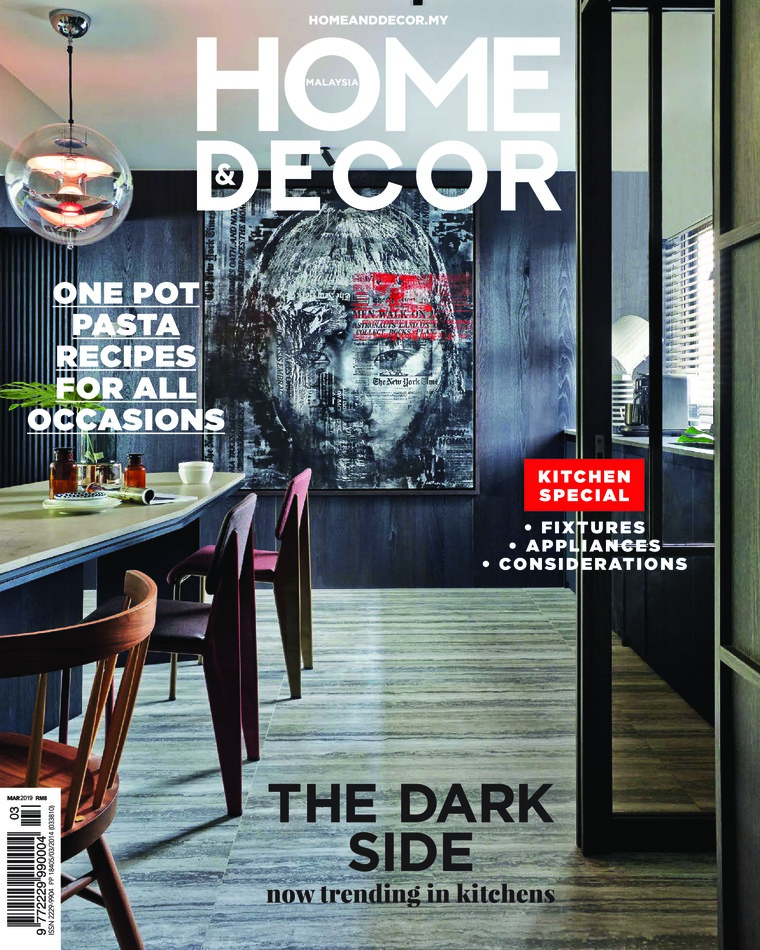 HOME & DECOR Malaysia Digital Magazine March 2019