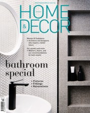 HOME & DECOR Malaysia Magazine Cover March 2018