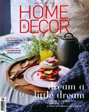 HOME & DECOR Malaysia Magazine Cover May 2018