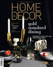 HOME & DECOR Malaysia Magazine Cover June 2018