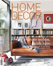 HOME & DECOR Malaysia Magazine Cover July 2018