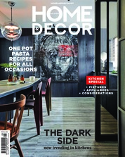 HOME & DECOR Malaysia Magazine Cover March 2019