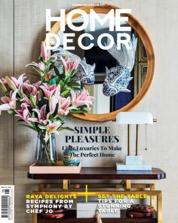 Cover Majalah HOME & DECOR Malaysia Mei 2019
