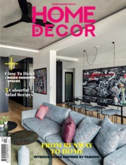 Cover Majalah HOME & DECOR Malaysia September 2019