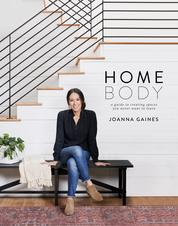 Cover Homebody oleh Joanna Gaines