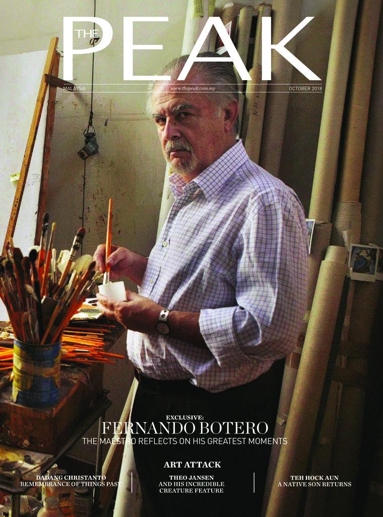 THE PEAK Malaysia Digital Magazine October 2018