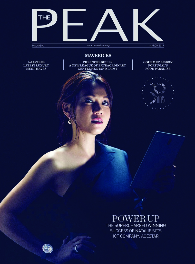 THE PEAK Malaysia Digital Magazine March 2019