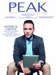 Cover Majalah THE PEAK Malaysia Maret 2018