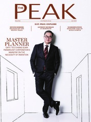 THE PEAK Malaysia Magazine Cover July 2018