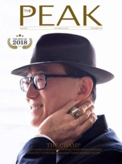 THE PEAK Malaysia Magazine Cover December 2018