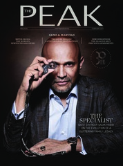 THE PEAK Malaysia Magazine Cover February 2019
