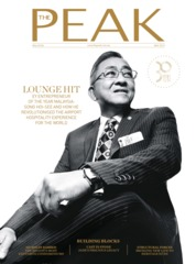 THE PEAK Malaysia Magazine Cover May 2019