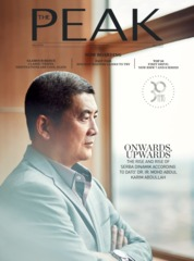 THE PEAK Malaysia Magazine Cover July 2019