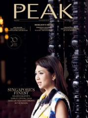 THE PEAK Malaysia Magazine Cover September 2019