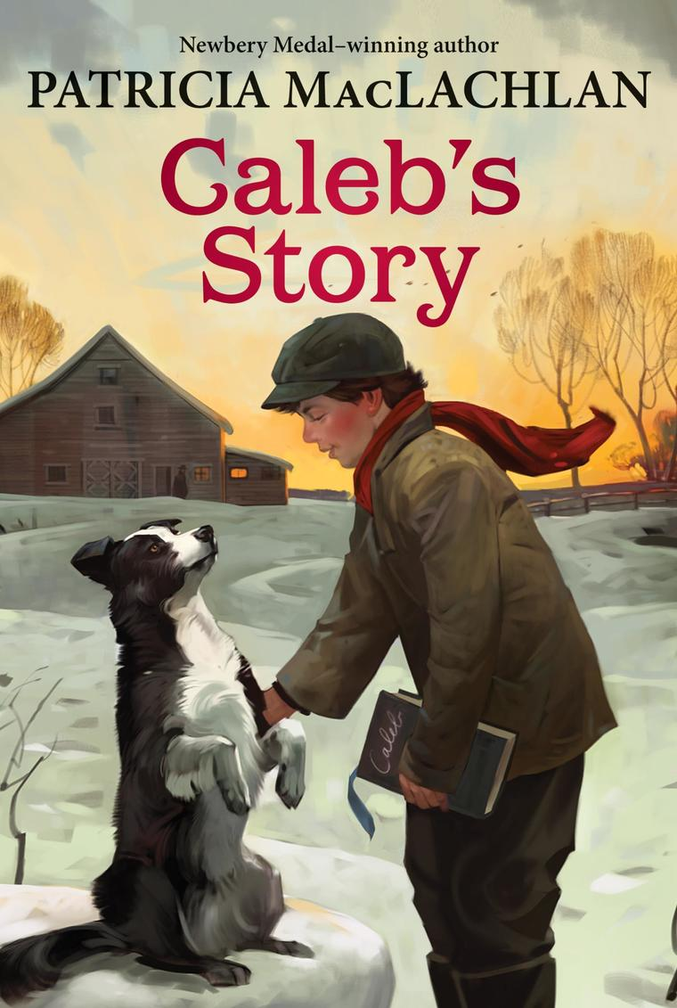 Buku Digital Caleb's Story oleh Patricia MacLachlan