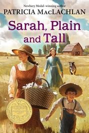 Cover Sarah, Plain and Tall oleh Patricia MacLachlan