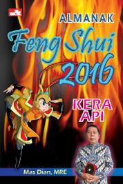 Almanak Feng Shui 2016 by Mas Dian, MRE Cover