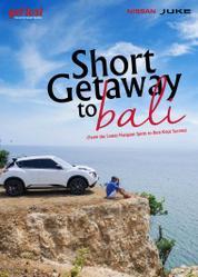 Get lost Bonus Magazine Cover Booklet Nissan