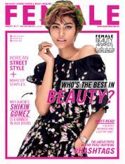 Cover Majalah female Malaysia Agustus 2017